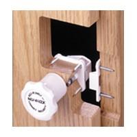Rev-A-Shelf RL-201-1 Cabinet Door Lock, RevaLock, Lock with Strike Plate (Key Sold Separately) :: Image 20