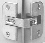 Grass 13128-37 Pie Cut Corner Hinge, Screw-on :: Image 10