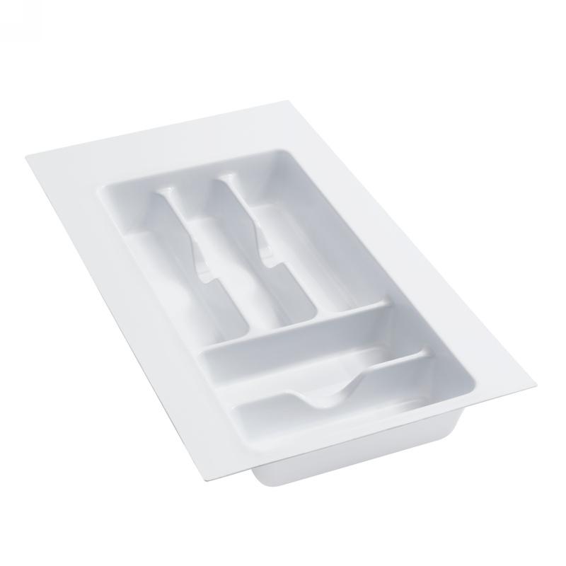 "11-1/2"" Cutlery Drawer Insert, Plastic, Glossy White, Rev-a-shelf  GCT-1W-10 :: Image 10"