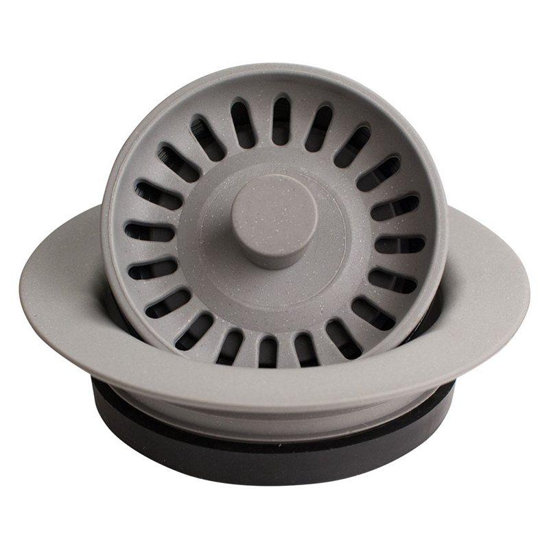 Karran QDFGR, Disposal Flange for Quartz Sink, Grey :: Image 10