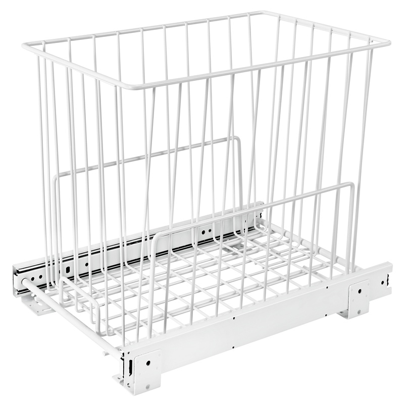 Rev-A-Shelf HRV-1215 S - Pullout Wire Hamper :: Image 10