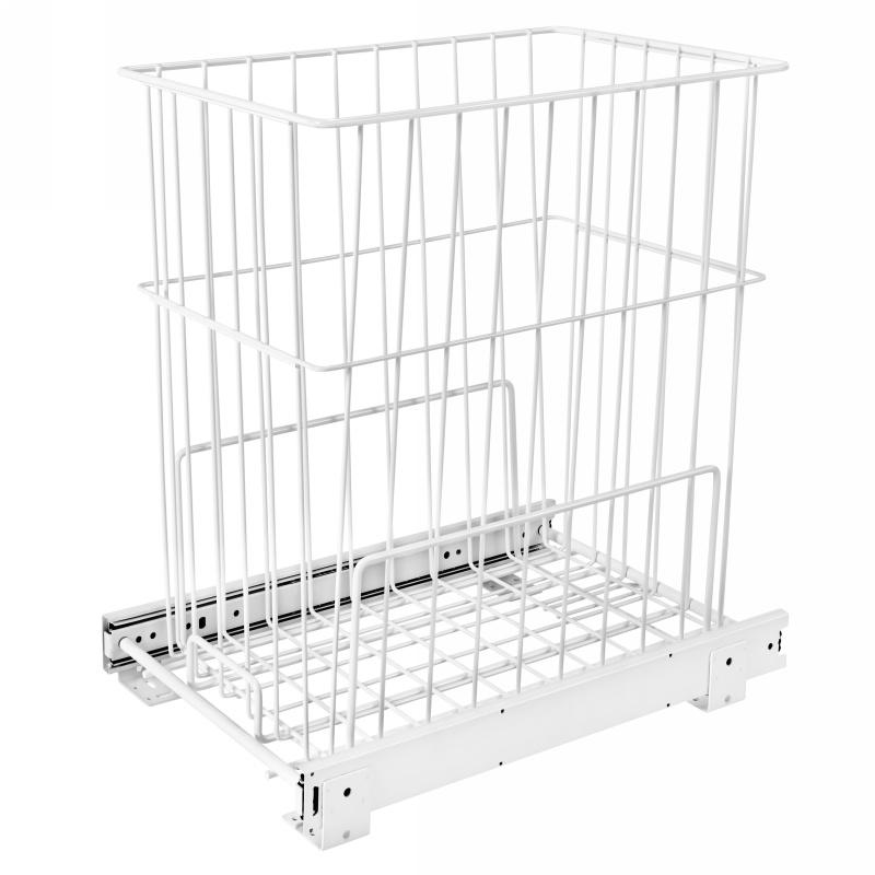 Rev-A-Shelf HRV-1220 S - Pullout Wire Hamper :: Image 10