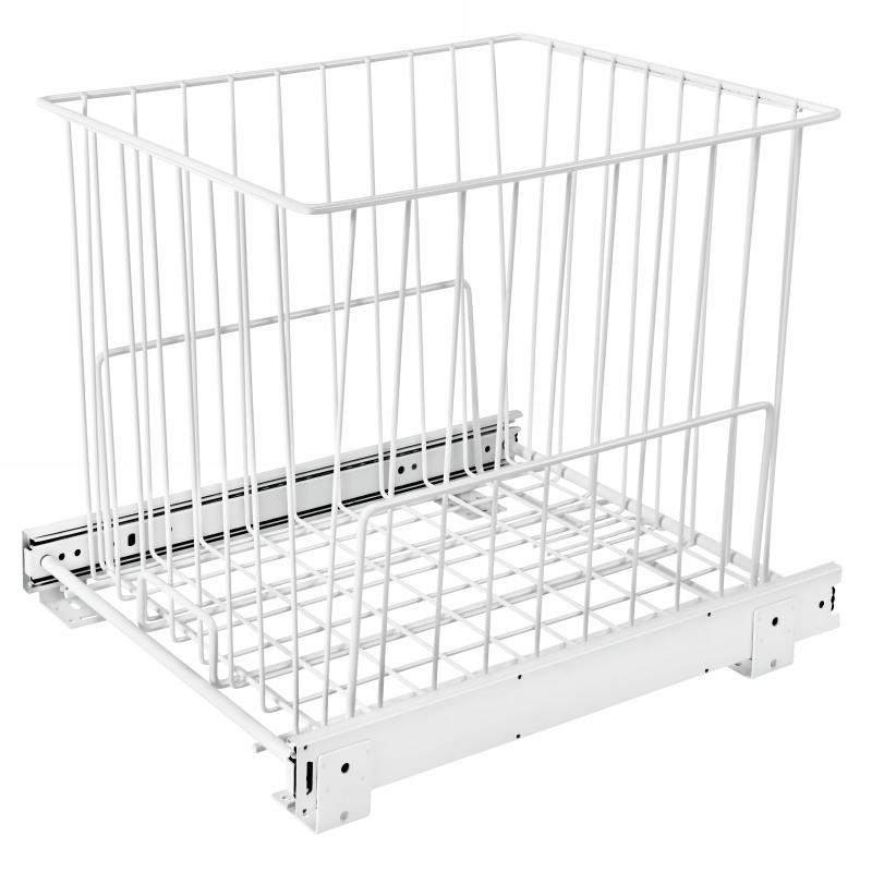 Rev-A-Shelf HRV-1515 S - Pullout Wire Hamper :: Image 10