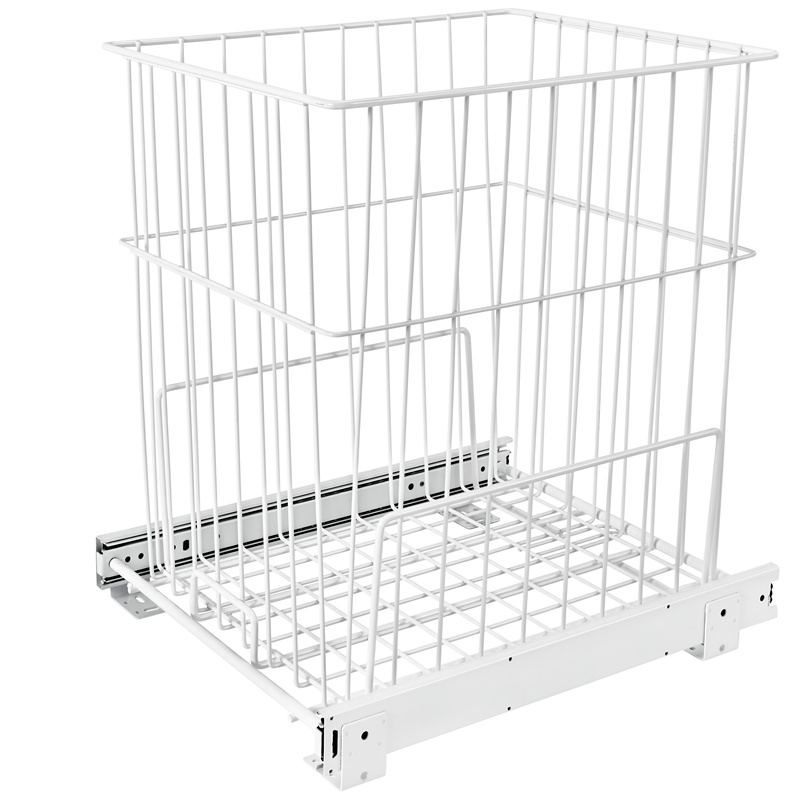 Rev-A-Shelf HRV-1520 S - Pullout Wire Hamper :: Image 10
