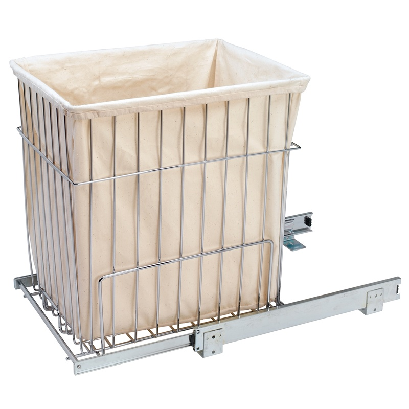 Rev-A-Shelf HRV-1520 S - Pullout Wire Hamper :: Image 20