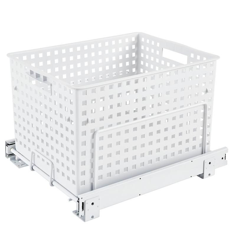 Rev-A-Shelf HURV-1512 S - Pullout Hamper/Utility Basket :: Image 10