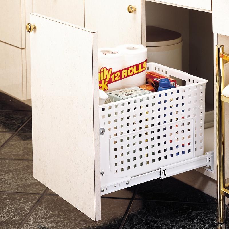 Rev-A-Shelf HURV-1512 S - Pullout Hamper/Utility Basket :: Image 30