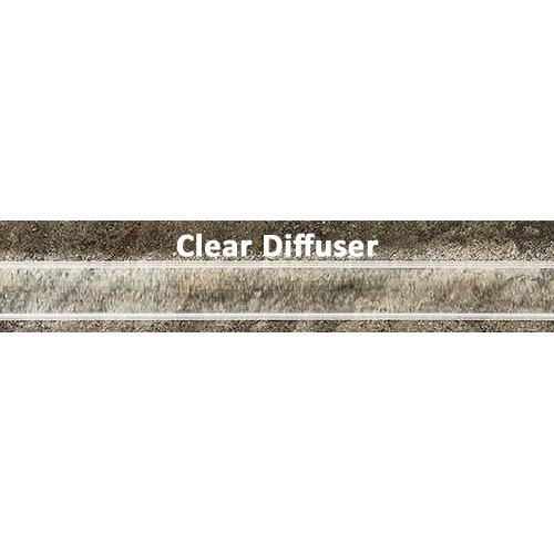 "Tresco 72"" Infinex Clear Diffuser, L-X72-DIFF-CL-1 :: Image 10"