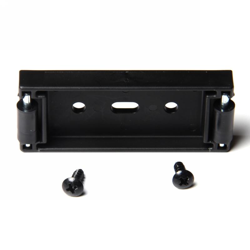 KV 8090P CR, Pocket Door Slide Cassette Roller, Prevents Door from Rubbing Against Slide, Black, Knape and Vogt :: Image 20