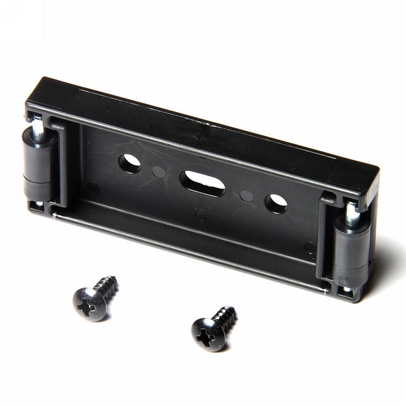 KV 8090P CR, Pocket Door Slide Cassette Roller, Prevents Door from Rubbing Against Slide, Black, Knape and Vogt :: Image 10