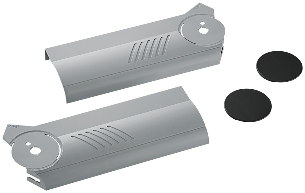 Blum 20F8000.NA Aventos HF Cover Set for List Mechanism, Right & Left Cover Plate :: Image 30