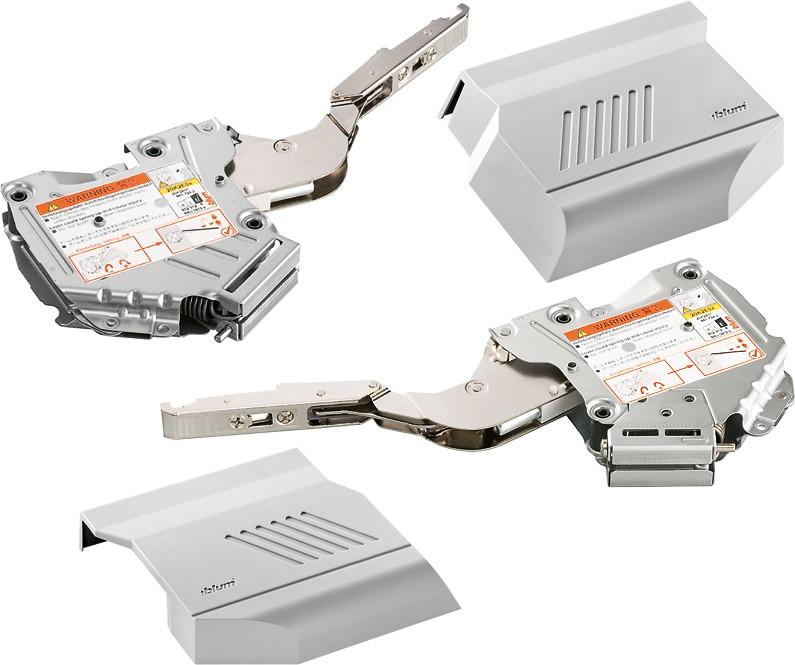 Blum 20K2C00N1 AVENTOS HK-S Lift Mechanism & Cover Set, Stay Lift System :: Image 10