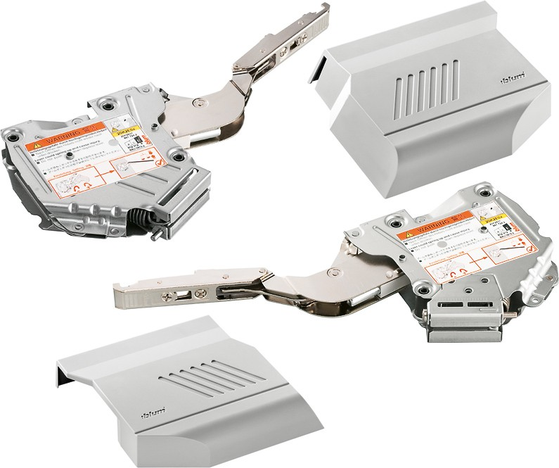 Blum 20K2B00N1 AVENTOS HK-S Lift Mechanism & Cover Set, Stay Lift System :: Image 10