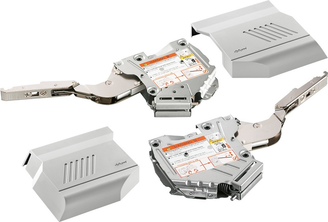 Blum 20K2B00TNA TIP-ON for AVENTOS HK-S Lift Mechanism Set :: Image 10
