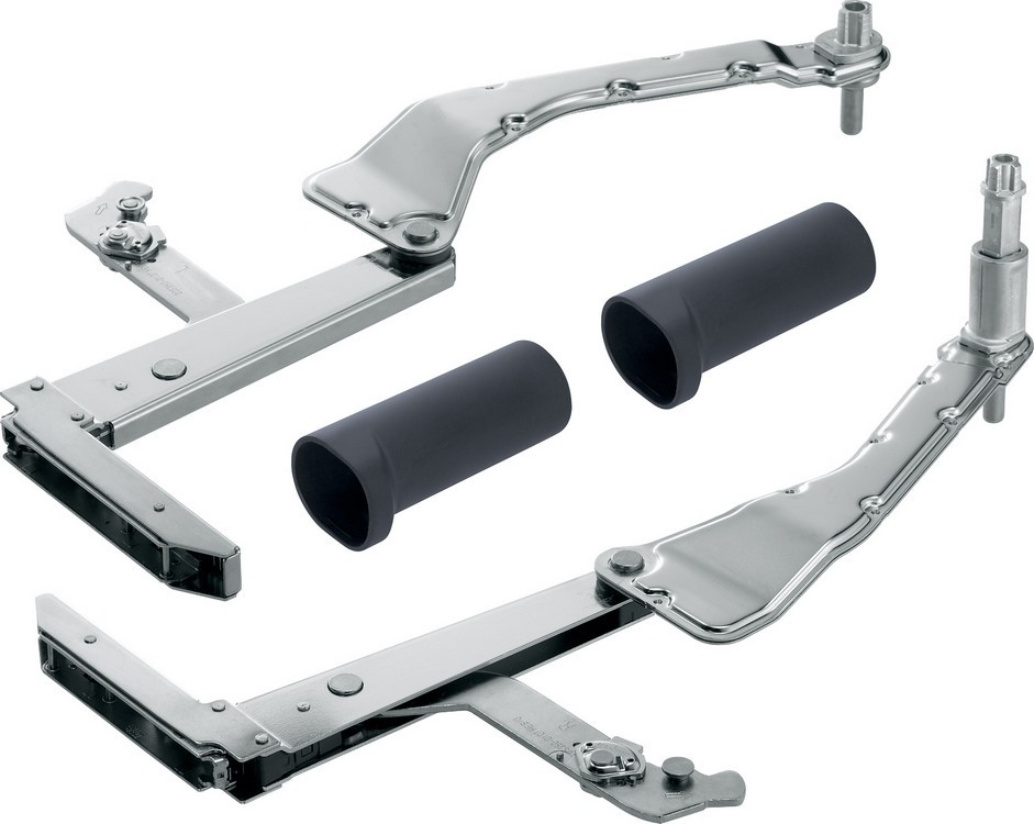 Blum 20S350006 AVENTOS HS Arm Assembly Set, Up & Over Door Lift Systems :: Image 10