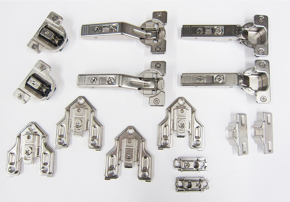 Blum 78Z5530TA8 AVENTOS HF Wood/Wide Aluminum Hardware Set for Wood or Wide Aluminum Doors :: Image 20