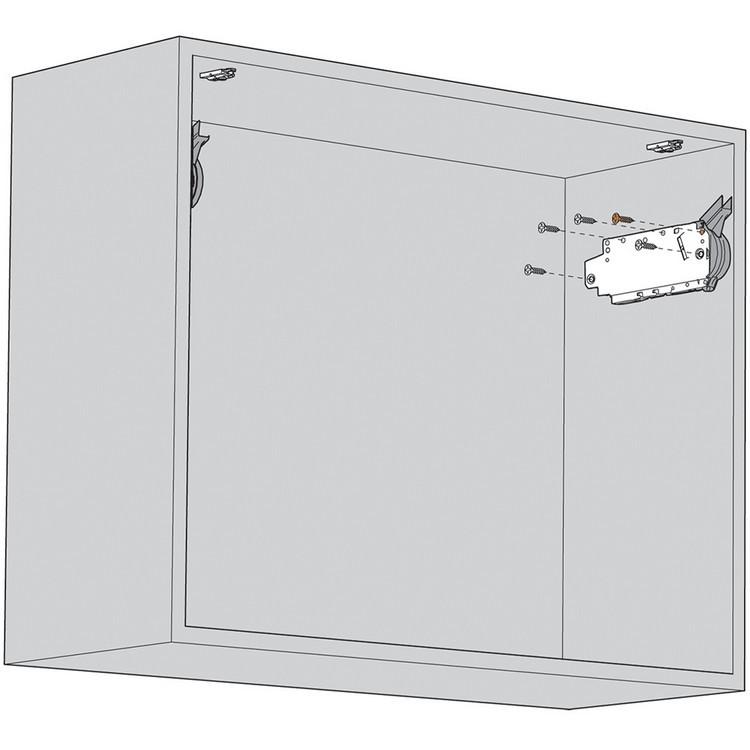 Blum 20F2500.N5 Aventos HF Bi-Fold Lift Mechanism, Power Factor 471 - 880 :: Image 50
