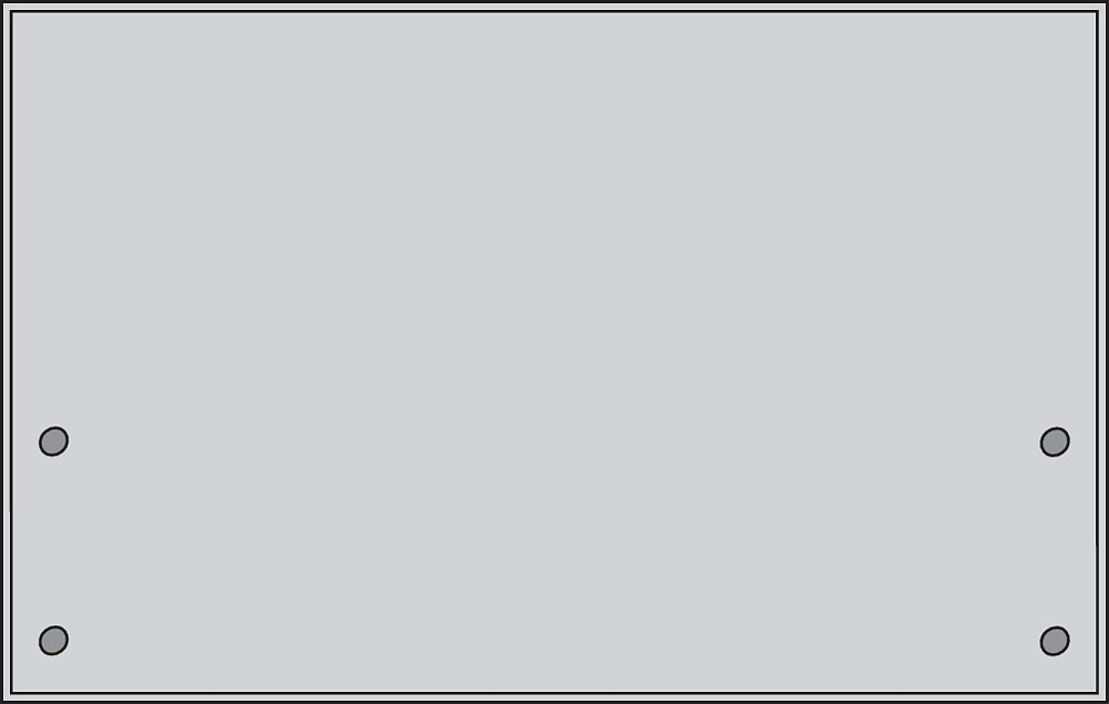 Blum 993.0531 5mm SERVO-DRIVE Door Front Distant Bumper :: Image 70