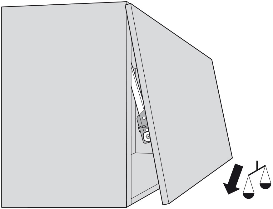 Blum 20K1101 AVENTOS HK-XS Lift Mechanism :: Image 130