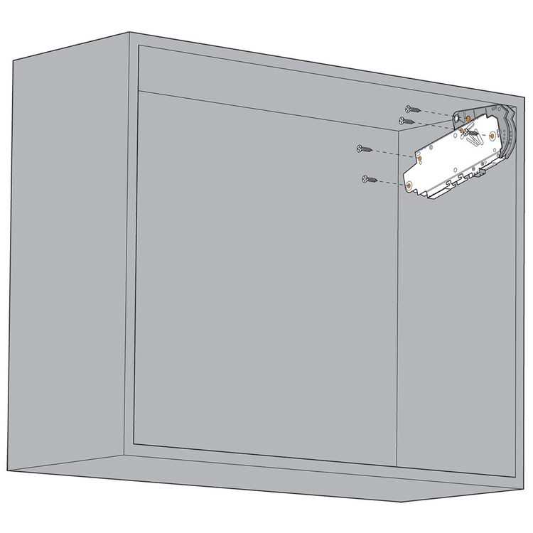Blum 20S2H00.N5 Aventos HS Lift Mechanism :: Image 120
