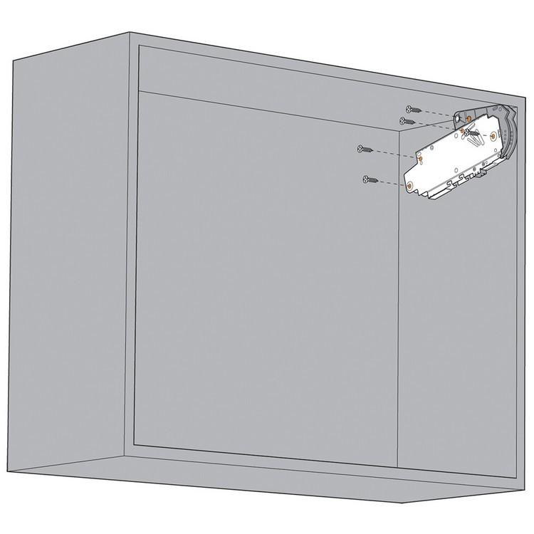 Blum 20S2I00.N5 Aventos HS Lift Mechanism :: Image 100