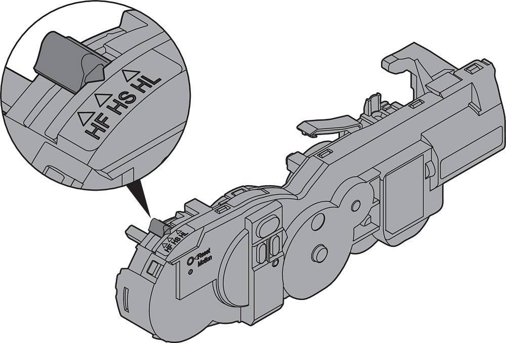 Blum 21FA000 Servo-Drive Set for Aventos HF, HL & HS :: Image 50