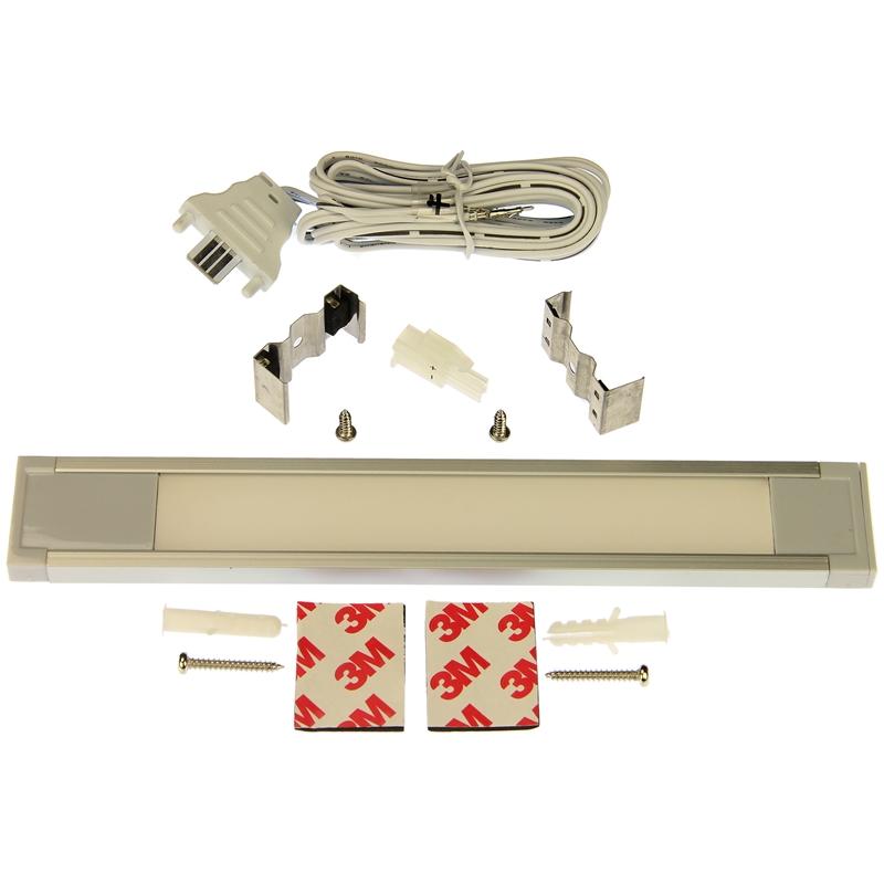"Tresco 7W Eurolinx 19-3/4"" LED Linear Light, L-EUL7W-502WAL-1 :: Image 20"
