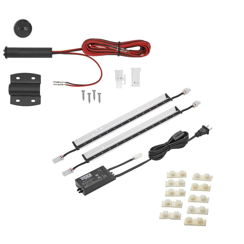 Interior Double Door Base Cabinet Lighting Kit :: Image 10