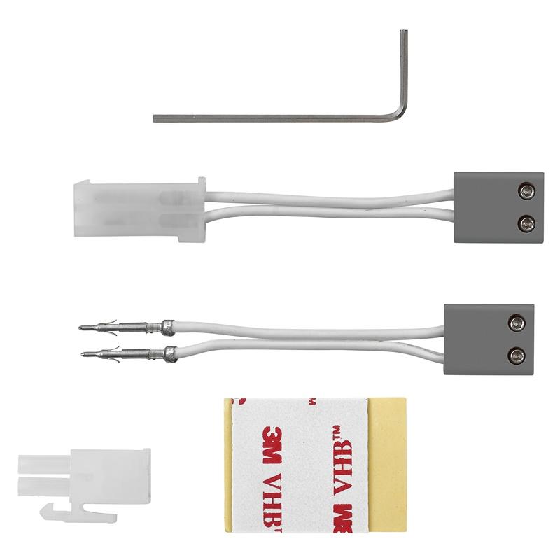 """Tresco 6"""" Infinex Link Cord, Black, L-XLNK-15-BL-1 :: Image 30"""