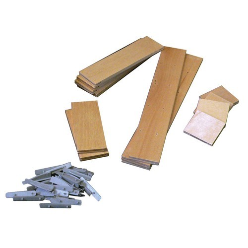 "15-3/8"" Cutlery Drawer Insert, Wood, Wood, Rev-a-shelf  LD-4CT21-1 :: Image 20"