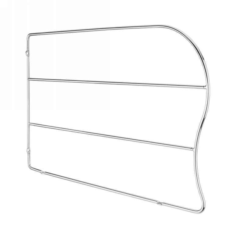 Rev-A-Shelf LD-597-12CR-10, 12in Chrome Wire Tray Divider, Clip-Less Tray Divider, 10-Pk :: Image 10