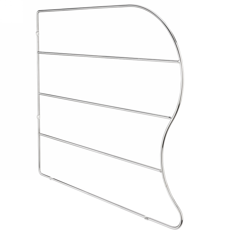 Rev-A-Shelf LD-597-18CR-10, 18in Chrome Wire Tray Divider, Clip-Less Tray Divider, 10-Pk :: Image 10