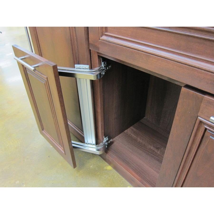 Sugatsune LIN-X450, Lateral Opening Door Hinge, 3/4 Overlay :: Image 20