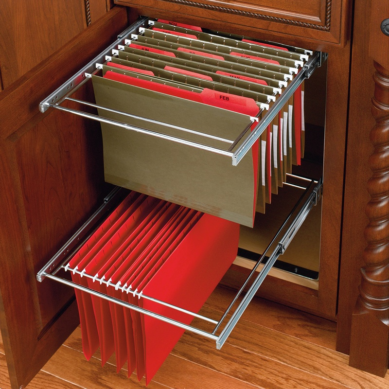 Rev-A-Shelf RAS-FD-KIT Two-Tier File Drawer System :: Image 20