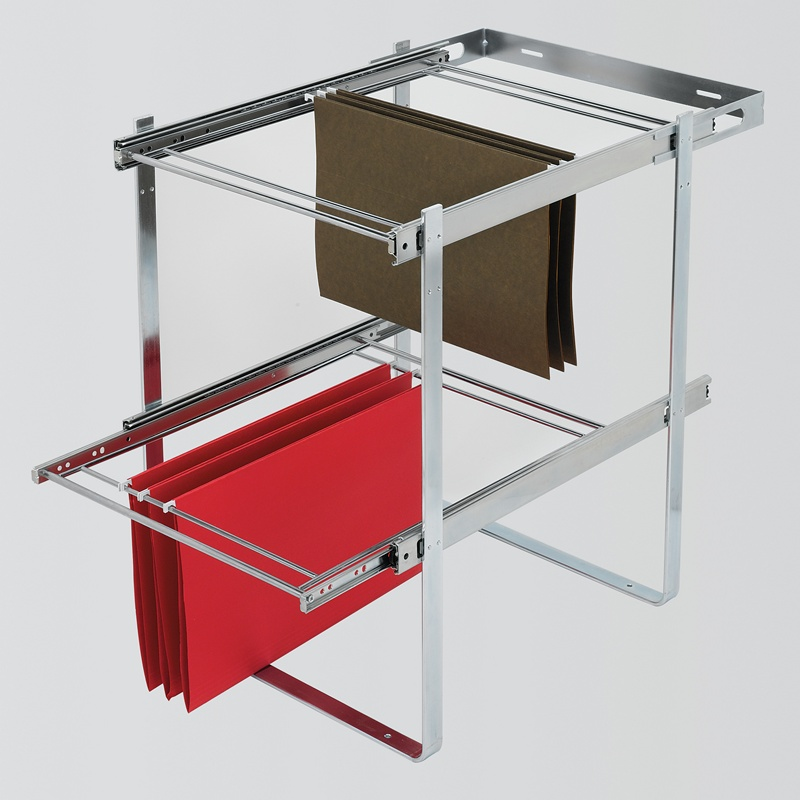 Rev-A-Shelf RAS-FD-KIT Two-Tier File Drawer System :: Image 10