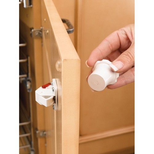 Magnetic Key Cabinet Door Lock Revalock Starter Kit