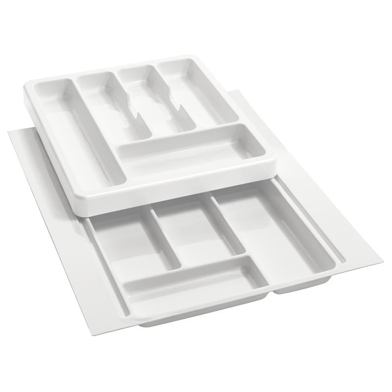 Rev A Shelf Rt 14 3f 14 3 4 Polymer Rolling Tray Drawer