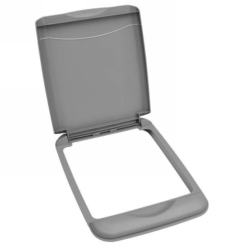 Rev-A-Shelf RV-35-LID-17-1 35 Qt. Lid Only, Silver :: Image 10