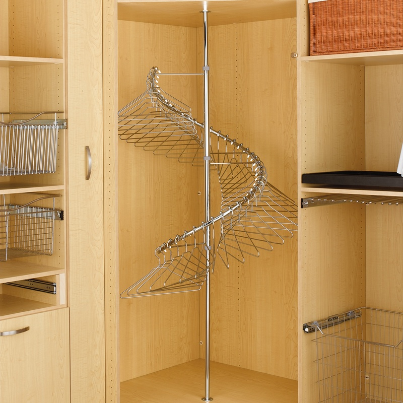 Rev-A-Shelf SHR-3684 - Spiral Clothes Rack :: Image 10