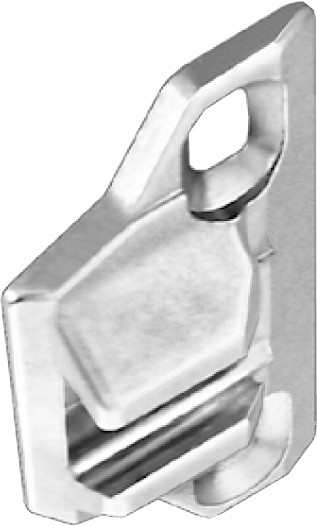 Blum 133.0240 110 Degree Compact 33 Side Mount Face Frame Plate, 1-3/8 Overlay :: Image 40