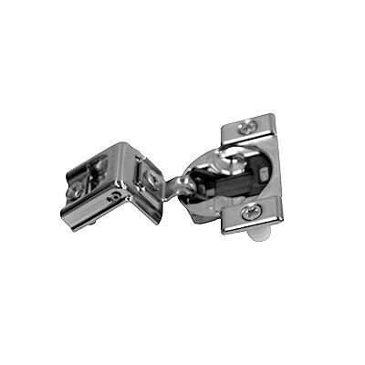 Blum 38C358B.20 Compact BLUMOTION 38C Face Frame Hinge, Soft-Close, 107 Degree, 1-1/4 Overlay, Dowel :: Image 40