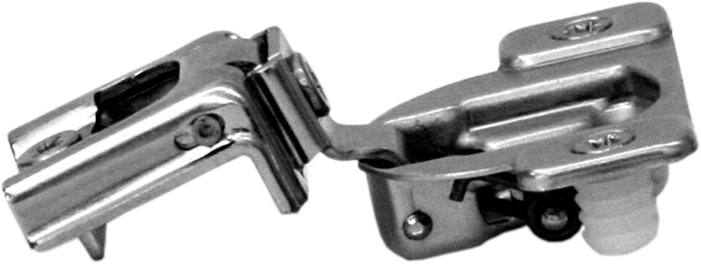 Blum 38C358C.22 Compact 38C Face Frame Hinge, Self-Close, 107 Degree, 1-3/8 Overlay, Dowel :: Image 10