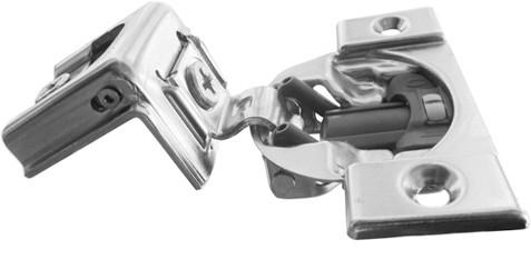 Blum 39C355B-1/4 Compact BLUMOTION 39C Hinge, Soft-Close, 110 Degree, 1-9/16 Overlay, Screw-on :: Image 40