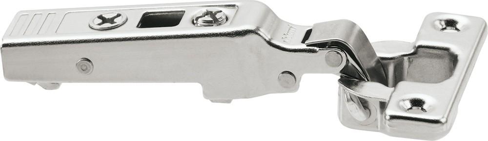 Blum 71T0550 94 Degree CLIP Top Mini Hinge, Self-Close, Full Overlay, Screw-on :: Image 10