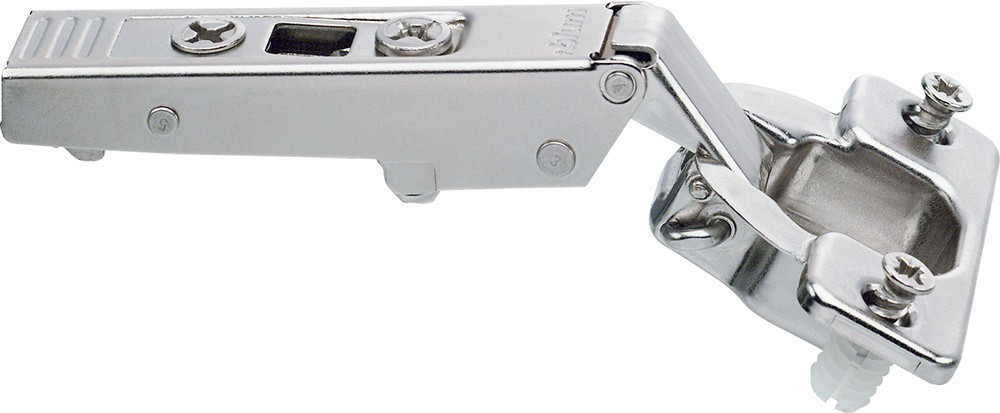 Blum 71T558E 120 Degree CLIP Top Hinge, Self-Close, Full Overlay, Screw-on :: Image 30