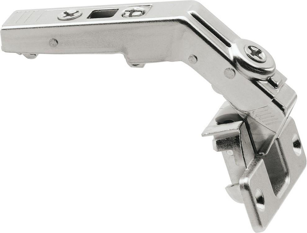 Blum 79T8500.10 60 Degree CLIP Top Bi-Fold Hinge, Self-Close, Screw-on :: Image 110