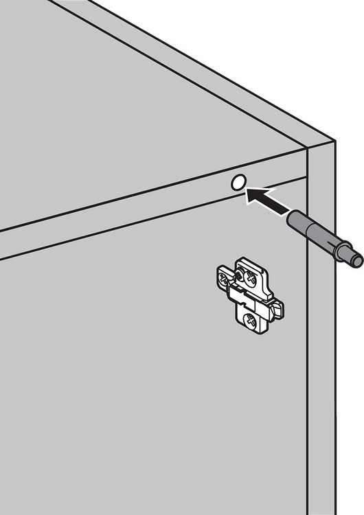 Blum 970A1002 970A BLUMOTION for Doors, Used with Euro Hinges :: Image 90