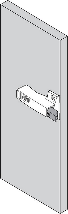 Blum 971A0700 0mm Face Frame Adapter Plate 971A BLUMOTION for Doors :: Image 40