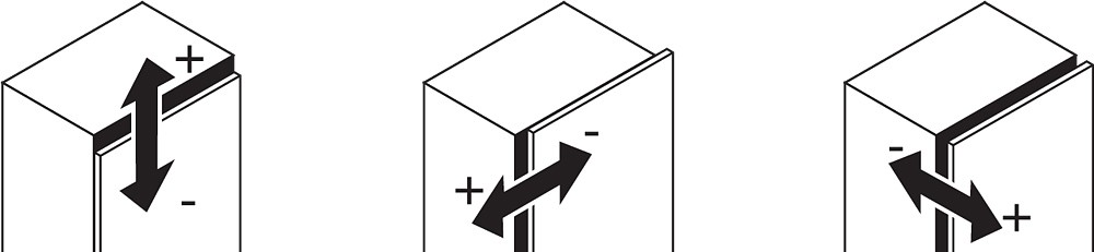 Blum 79T9590B 95 Degree CLIP Top Blind Corner Hinge, Self-Close, Inset, Inserta :: Image 20
