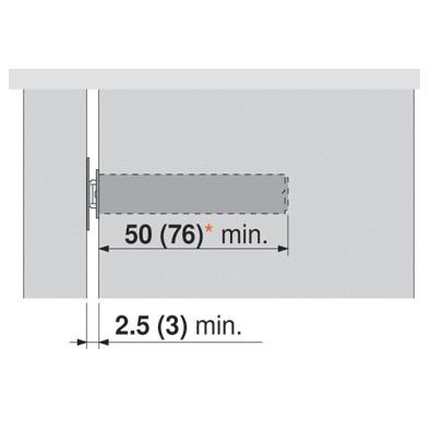 Blum 9561004 TIP-ON Mechanism Sets for Standard Doors :: Image 40